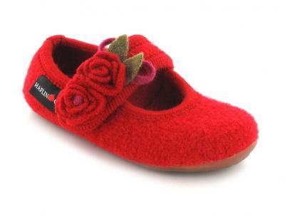 HAFLINGER® For Girls | Everest Fleur, Brickred
