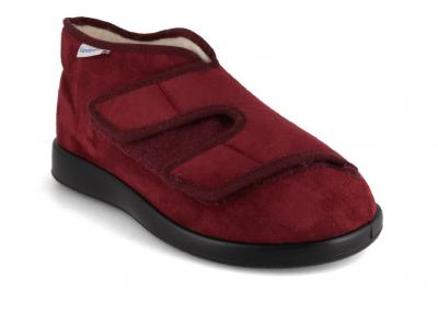 VAROMED Slipper Boot / Genua Winter II Bordeaux