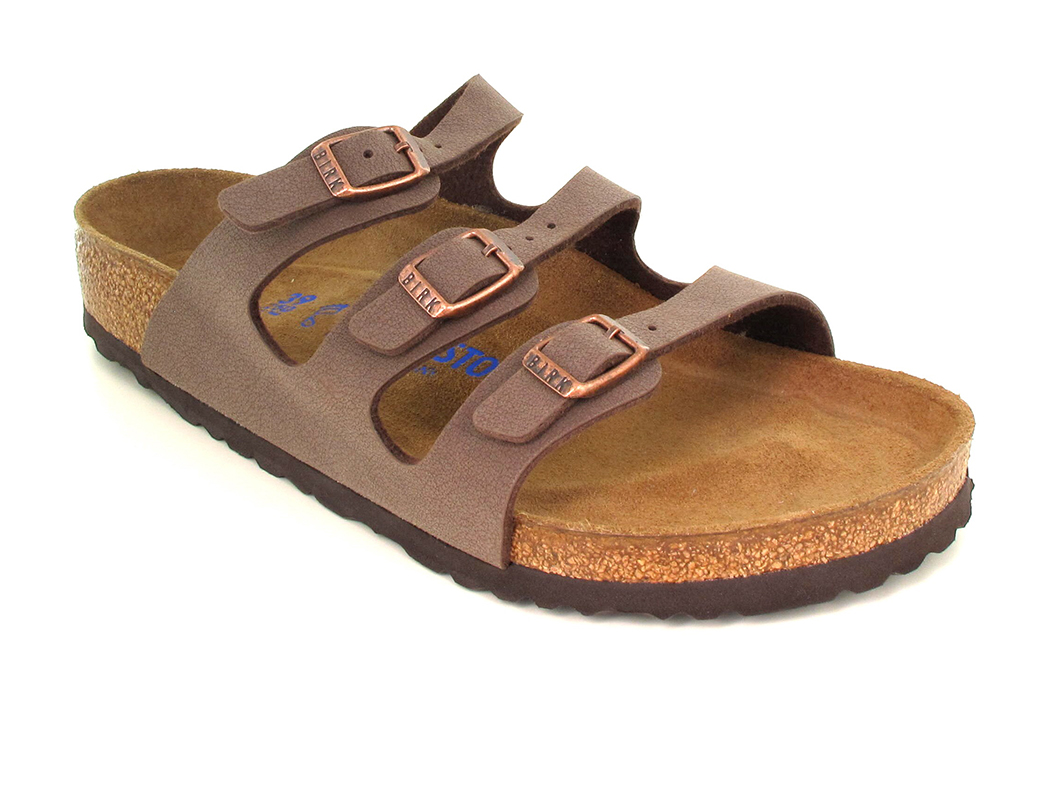 really cheap preview of picked up BIRKENSTOCK® Sandal | Florida, Mocha
