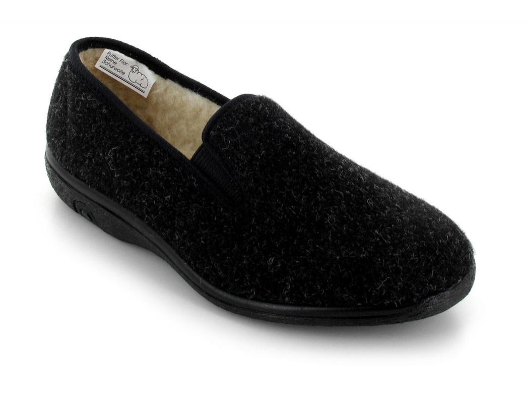 FLORETT Slipper | Unisex, Black