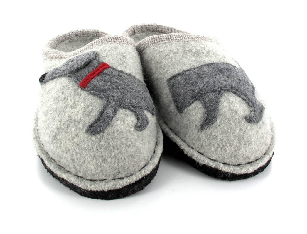 271a94997ee ❤ HAFLINGER® Dog Slippers