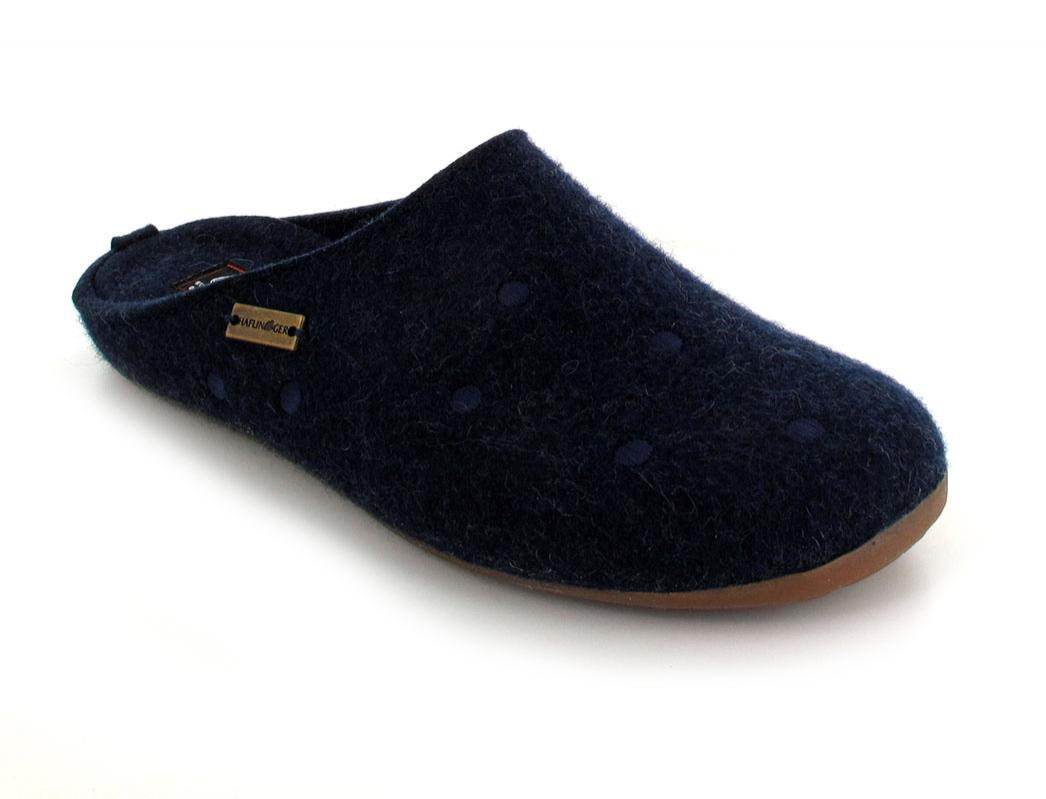 703e042a3ef ❤ HAFLINGER Women Slippers with Dots