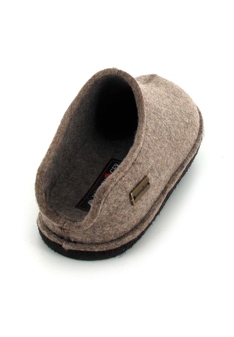 5737a6cb55d ... Turf HAFLINGER® Unisex Softsole Wool Slippers